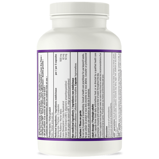 AOR Urica 90 Veg Capsules Product Facts