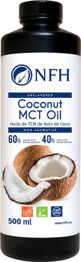 NFH Coconut MCT Oil  500 Ml