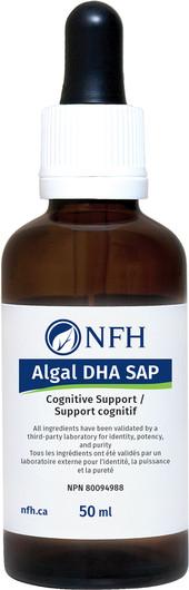 NFH Algal DHA SAP 50 ml