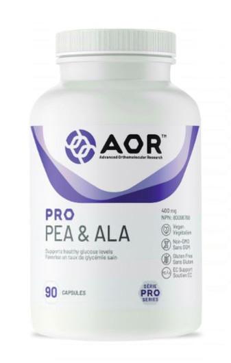 Aor Pro PEA & ALA 90 Capsules