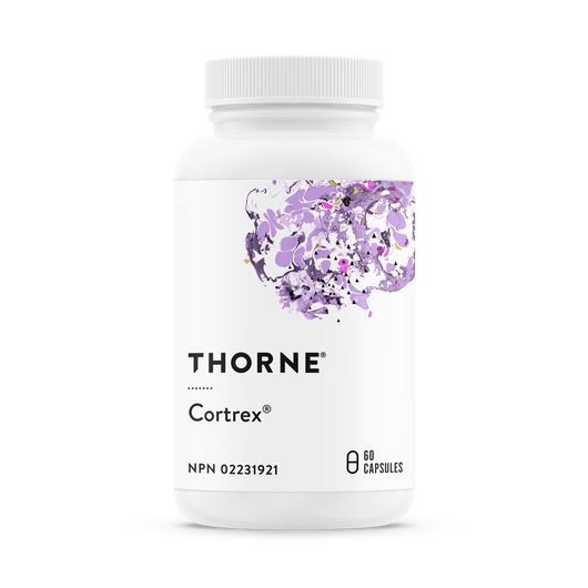 Thorne Cortrex 60 Veg Capsules