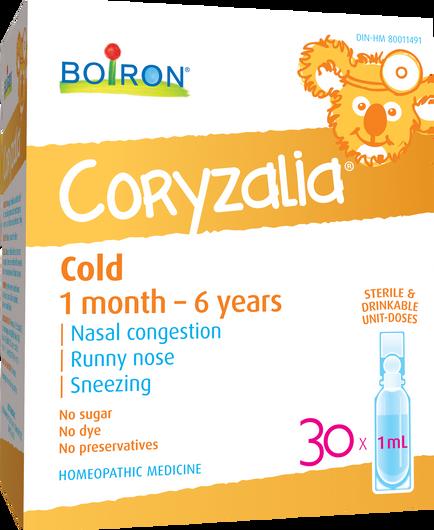 Boiron Coryzalia 30 Doses