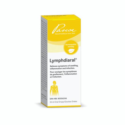 Pascoe Lymphdiaral Drop 50 ml