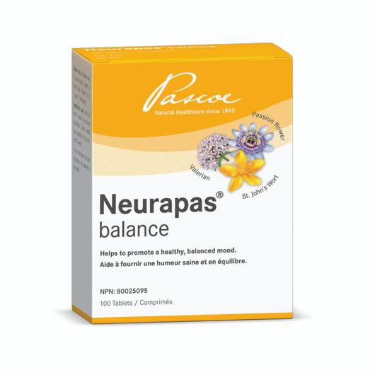 Pascoe Neurapas Balance 100 Tablets