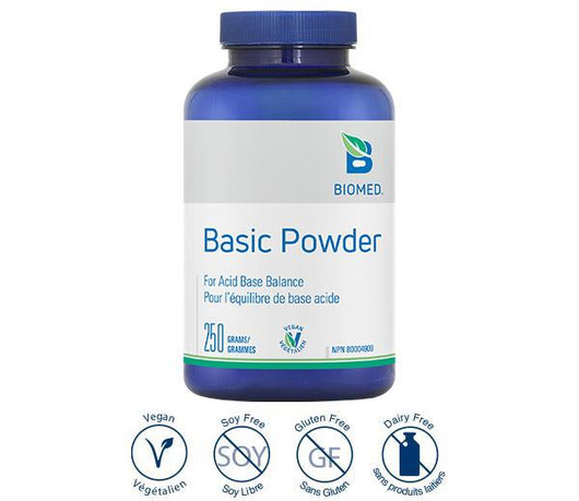 Biomed Basic Powder 250 Grams