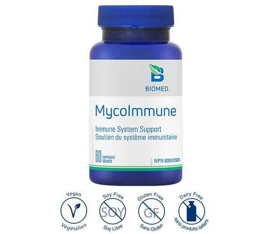 Biomed MycoImmune 60 Capsules
