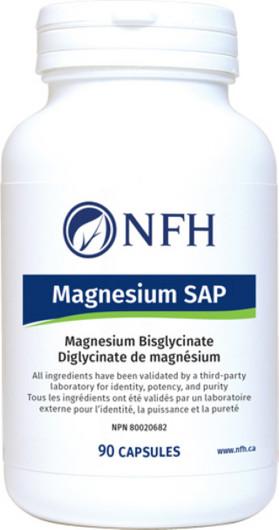 NFH Magnesium SAP 90 Veg Capsules