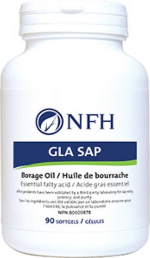 NFH GLA SAP 90 Softgels