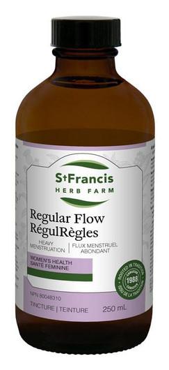 St Francis Regular Flow (Capsella Combo) 250 Ml (13171)
