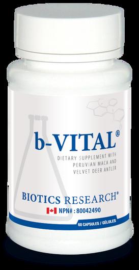 Biotics Research b Vital 60 Capsules