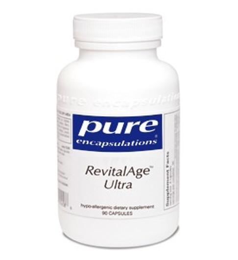 Pure Encapsulations RevitalAge Ultra 90 Veg Capsules