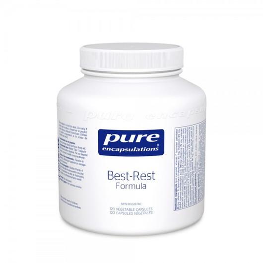 Pure Encapsulations Best Rest Formula 120 Veg Capsules