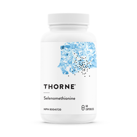 Thorne Selenomethionine 60 Veg Capsules