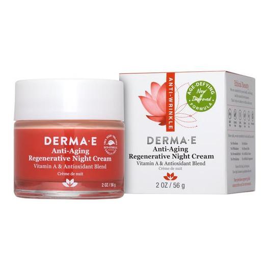 Derma e Anti-Aging Regenerative Night Cream 56 Grams