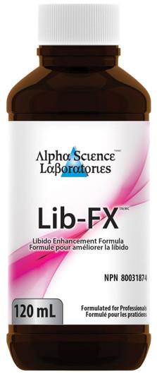 Alpha Science Lib-FX (Libido Formula) 120 ml