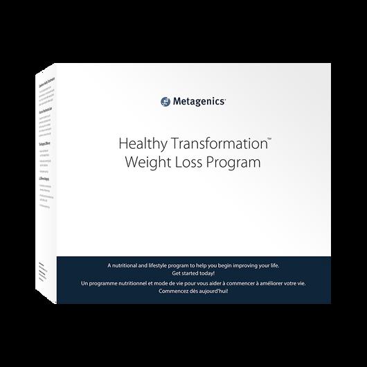 Metagenics Healthy Transformation Program Protein Shake Vanilla & Chocolate
