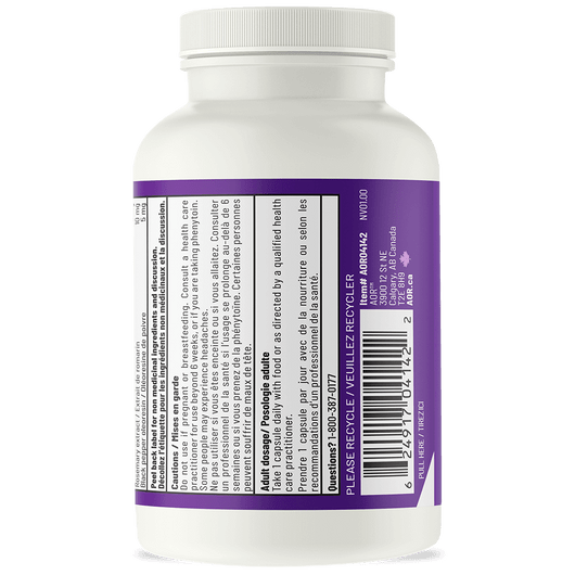 AOR Acta Resveratrol 90 Veg Capsules Cautions