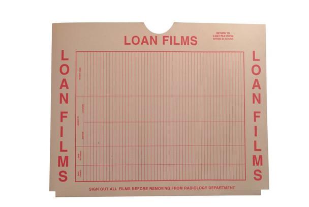 Loan Jacket (100/box)