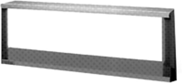 Mammo Techline Illuminator - Single tier w/ shutter for 18x24 or 24x30cm film