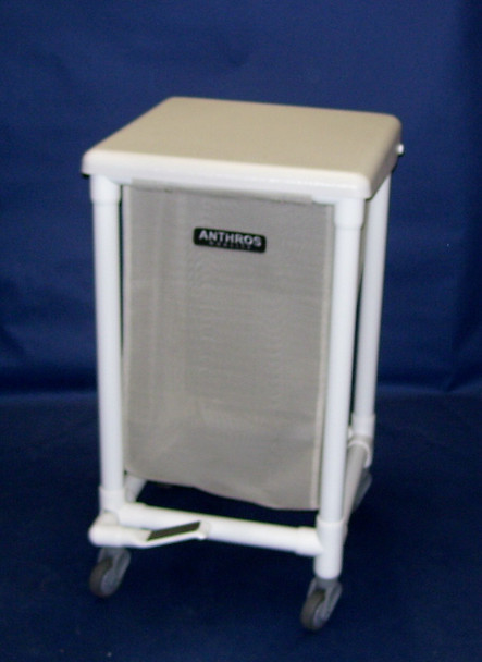 24 Gallon Hamper with 1 Bin and Foot Pedal