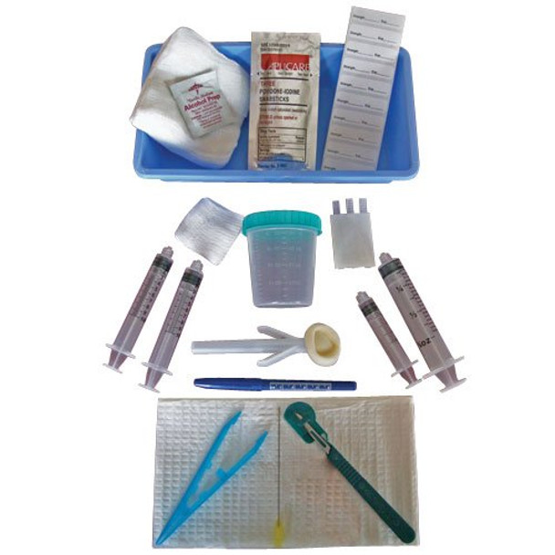 MRI Non-Ferromagnetic Certified Biopsy Tray