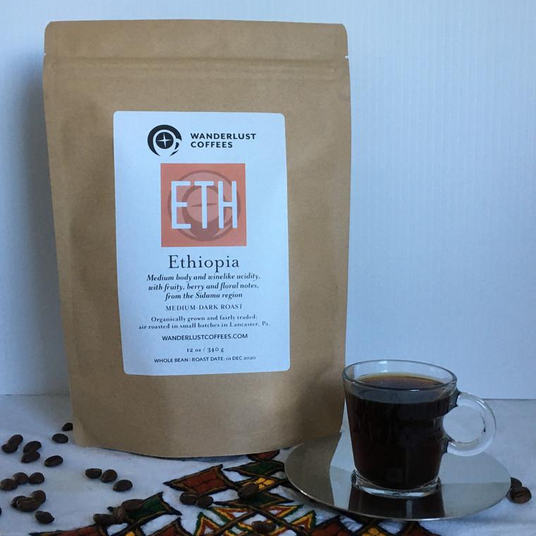 Ethiopia - 12 oz.