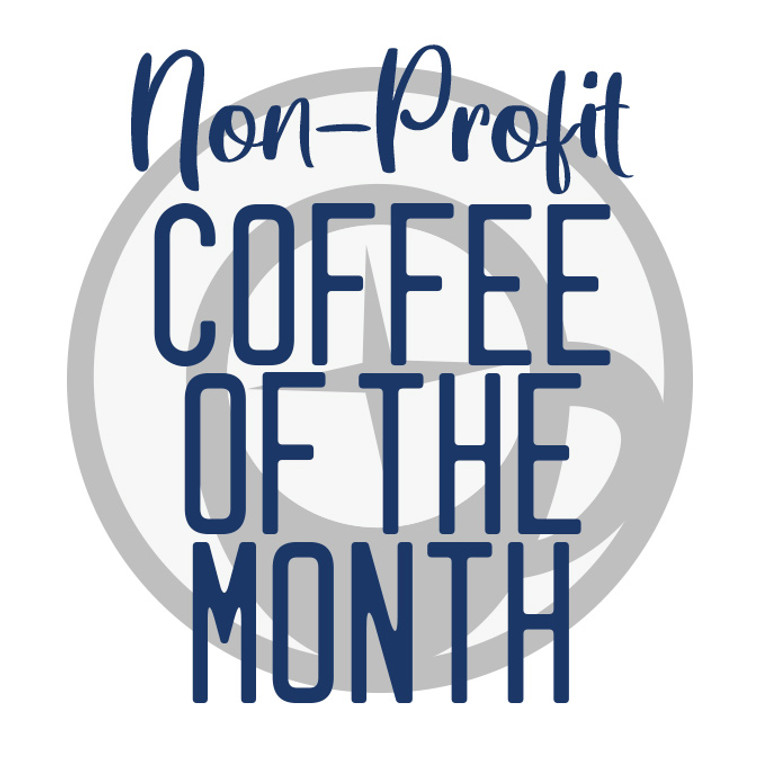 Non-Profit Coffee of the Month (Subscription)