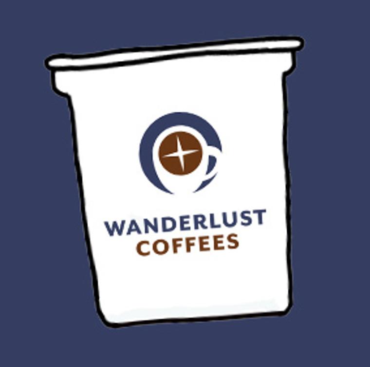 Wanderlust Coffee pods