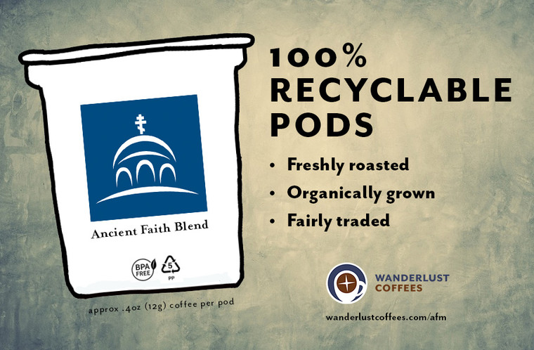 Ancient Faith Blend - pods
