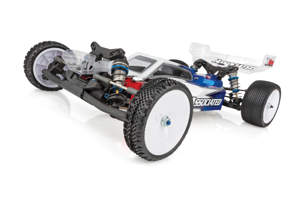 RC10 2013 Aluminum Rear Arm Mount For Team Associated RC10 black