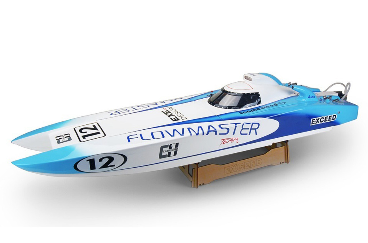 Dragon Hobby Flowmaster Micro Cat 650EP RC boat ARTR - Hobby
