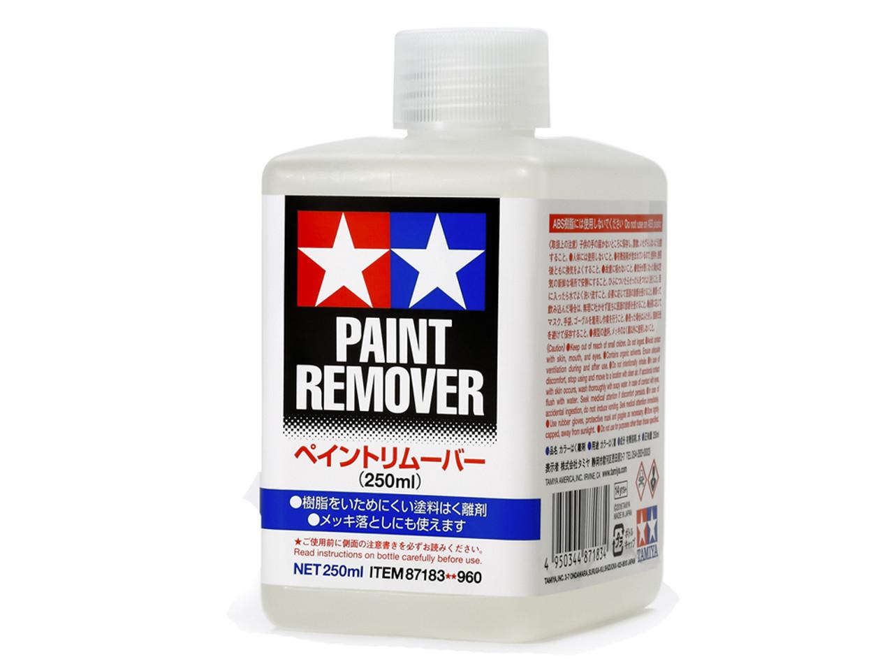 Styrene paint stripper