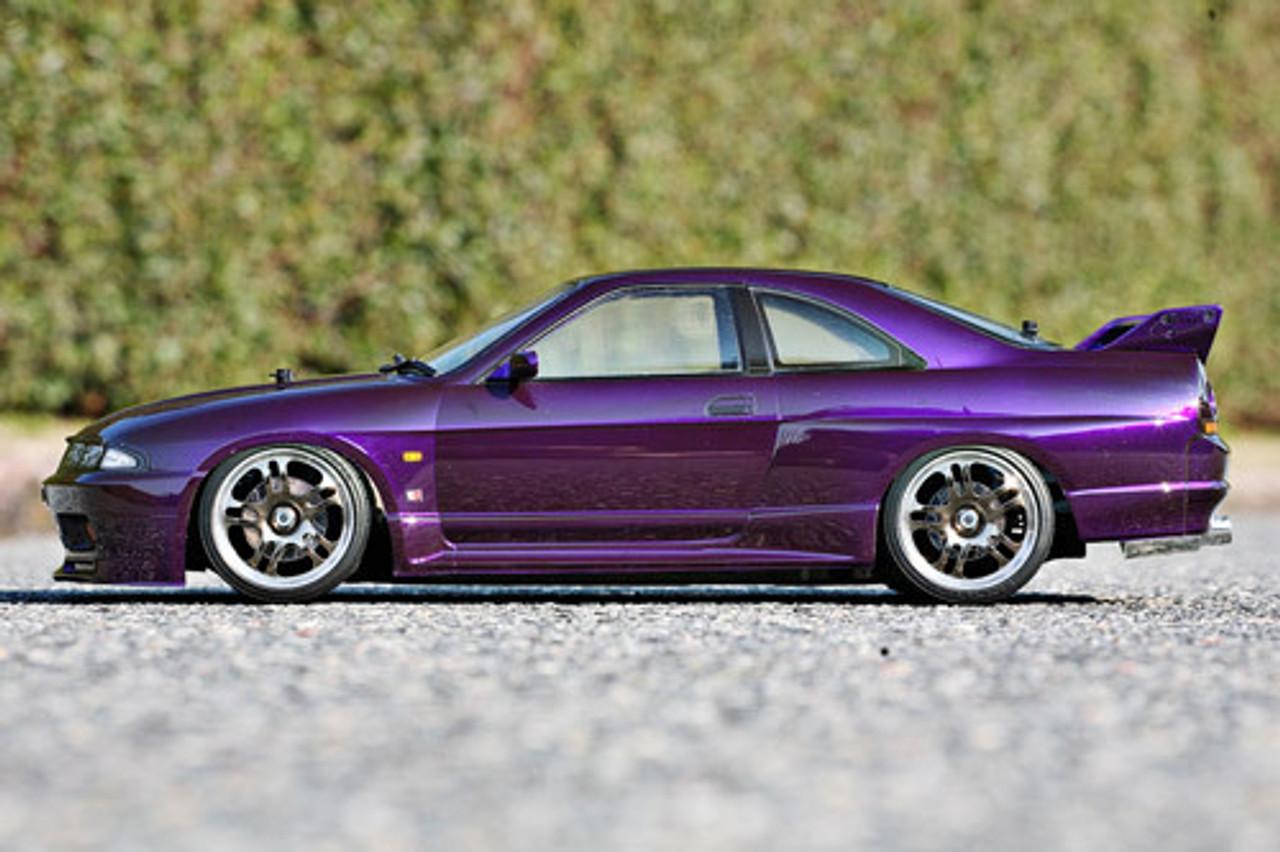 Blue Star Blade Reviews >> Tamiya PS - 45 Polycarb Translucent purple - Hobby Station