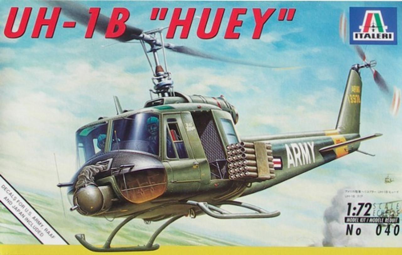 Italeri - 1/72 Bell UH-1B