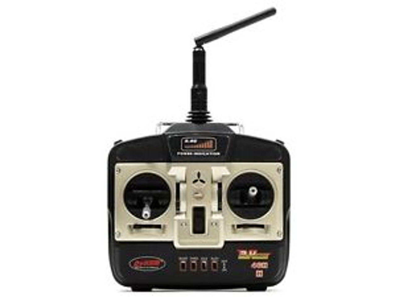 Dynam 4 Channel 2 4Ghz Transmitter w/ Receiver - Hobby Station
