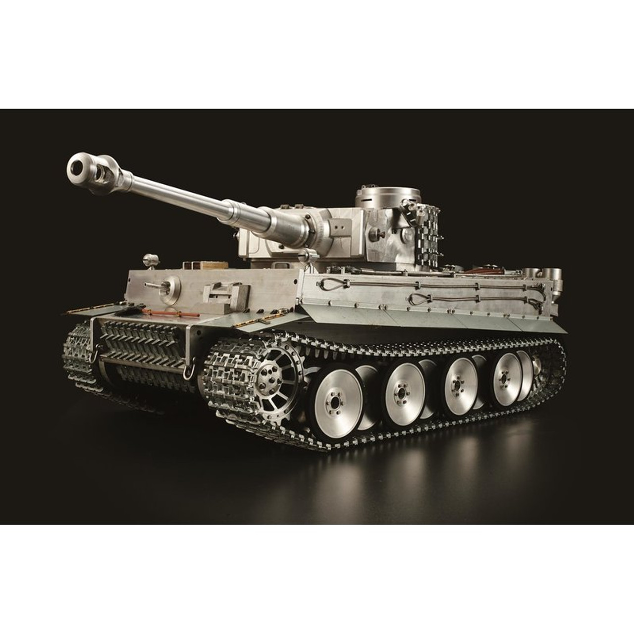 Heng Long 1/6 RC Tiger I Full Metal Version BB - Hobby Station