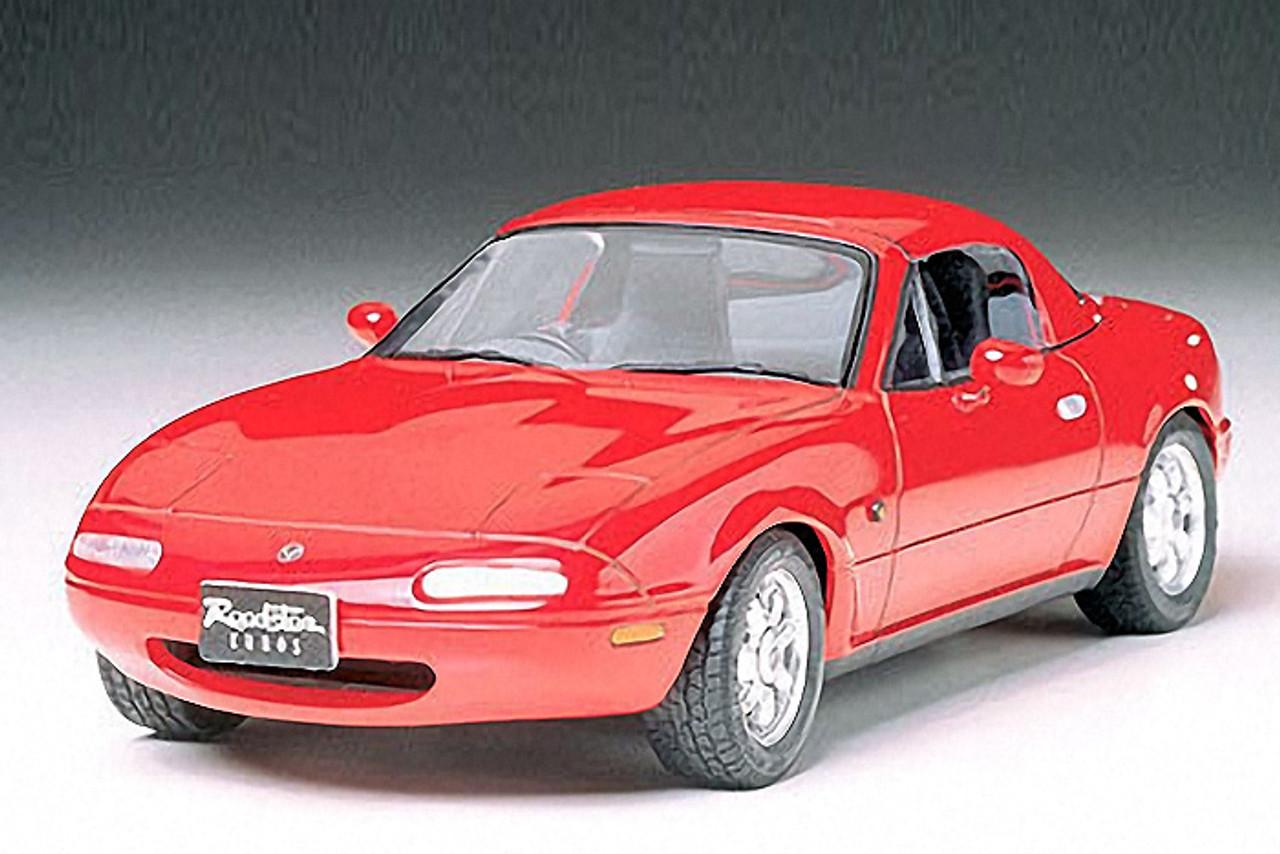 Tamiya 1//24 Mazda MX-5 Eunos Roadster #24085
