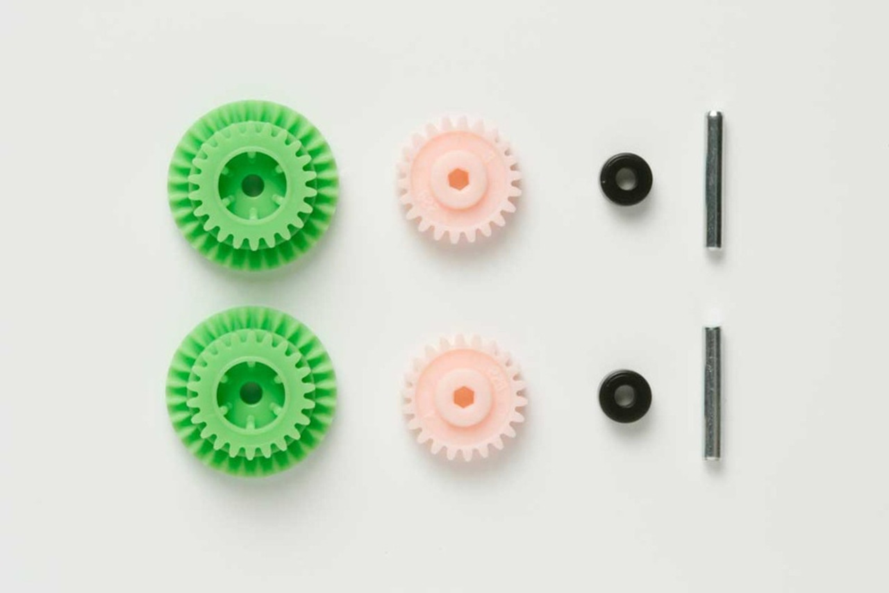 Tamiya 15349 1//32 Mini 4WD Pro Parts Super Speed Gear Set For MA//MS Chassis
