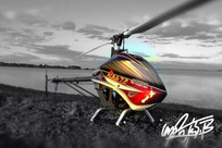 KDS MD500 fuselage 1041CB-2 for 450 size heli - Hobby Station