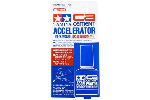 Tamiya CA Cement Accelerator 10ml - Tamiya  [87138]