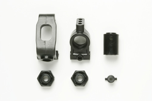 Tamiya - RC DF03 D PARTS Hub Carrier & Rear Upright [51251]