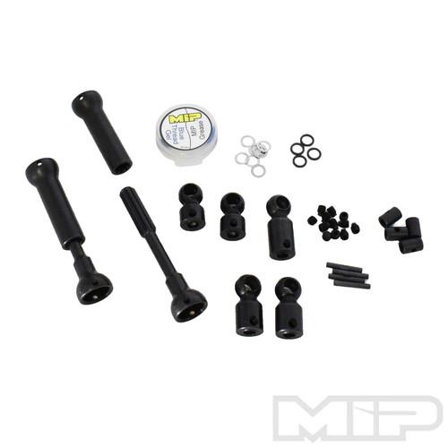 MIP X-Duty™, Center Drive Kit, 11.4~12.3in Wheelbase, SCX10 & SCX10 II #18160