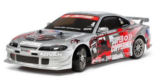 Tamiya 1/10 - Nismo Coppermix Silvia TT-02D Drift Spec [58612] w/ Beginner Ready to Run Combo