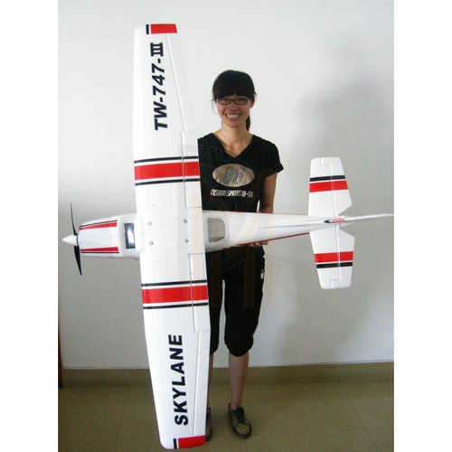Volantex TW 747-3 1600MM CESSNA Trainer ( Ready to Fly
