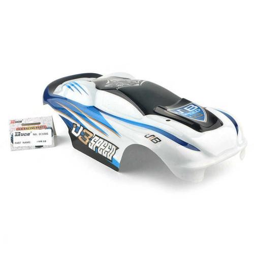 JLB Racing J3 Speed Body Shell (White)