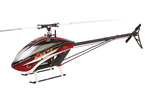 KDS Agile 7.2 Collective Pitch 3D Helicopter Kit combo deal