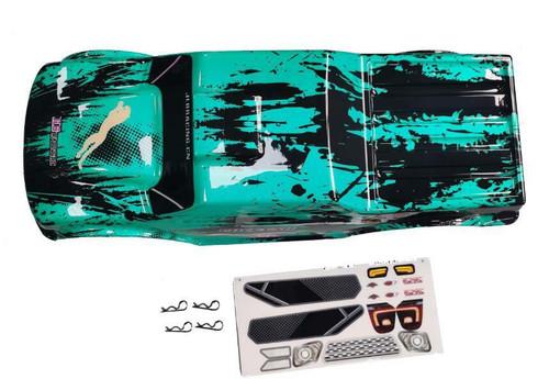 EA1084 JLB Cheetha Body shell  (Green)
