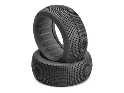 JConcepts Reflex - 1/8 Buggy Tire (Blue - Soft)