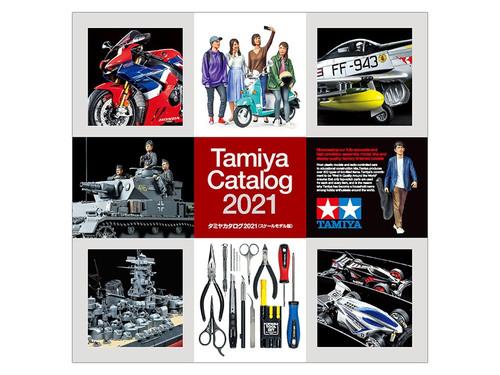 Tamiya - 2021 TAMIYA Catalog