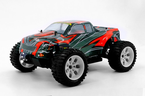 HSP 94111 Brontosaurus 1/10 4WD Electric Monster Truck Ready to Run